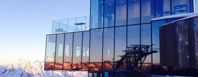Il museo di 007 a Soelden