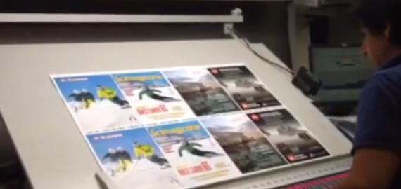 Scimagazine di nuovo in stampa per la nuova stagione