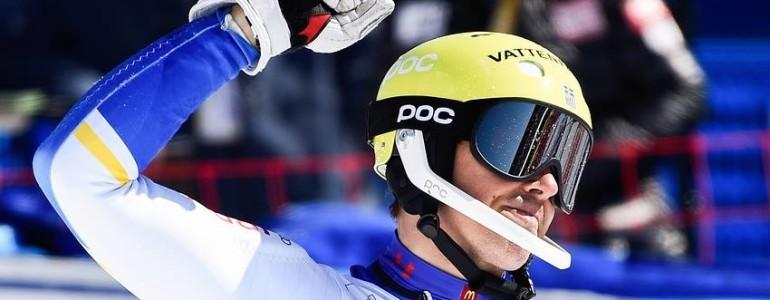 Suicidio Kristoffersen, Myhrer oro olimpico in slalom