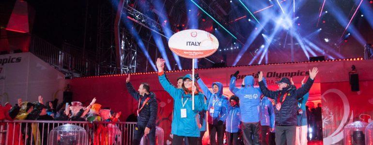 Prime medaglie negli Special Olimpics
