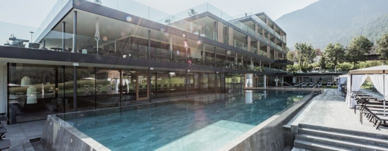 Rinnovato l' hotel Winkler: l' unico premium resort delle Dolomiti