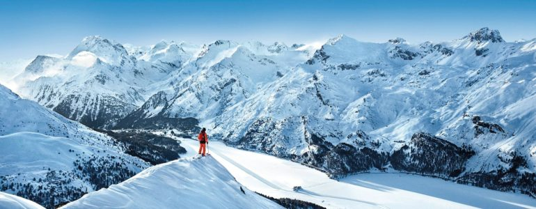 Sci low cost a St Moritz