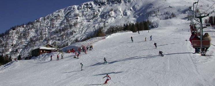 Da domani si scia ad Aprica