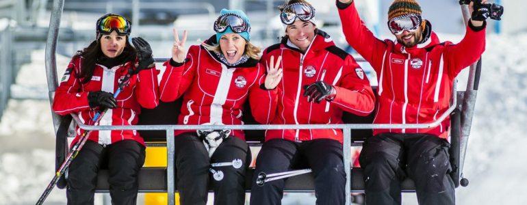 Da domani si scia a Cortina