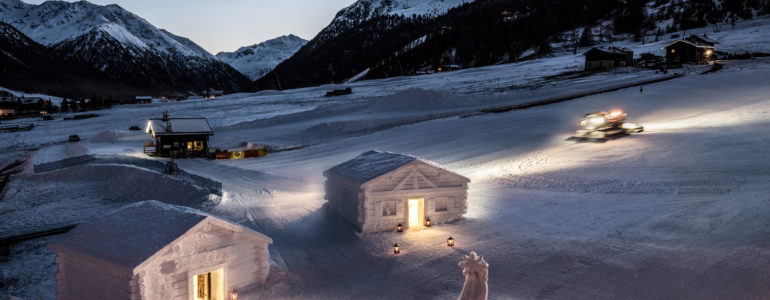 Due suite nell' Igloo a Livigno