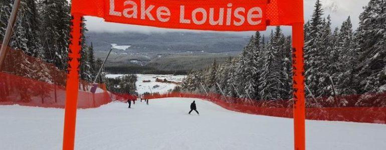 Lake Louise, altra prova cancellata