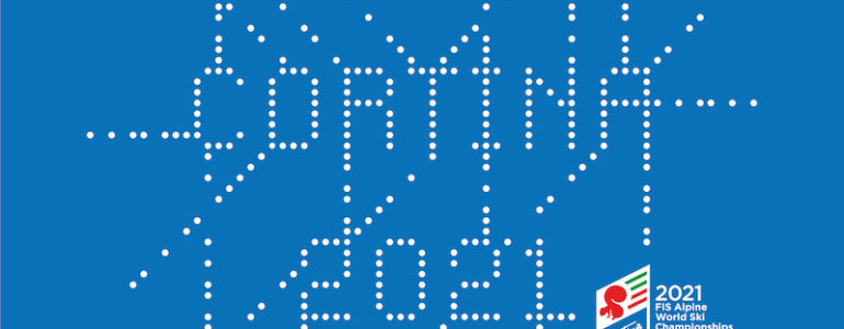 Ecco il logo di Cortina 2021