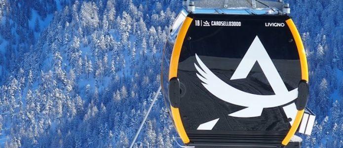 Inaugurazione in grande stile per la nuova cabinovia del Carosello 3000