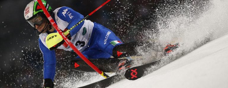 Slalom olimpico in dubbio per Stefano Gross