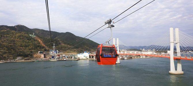 Leitner taglia il mare della Corea