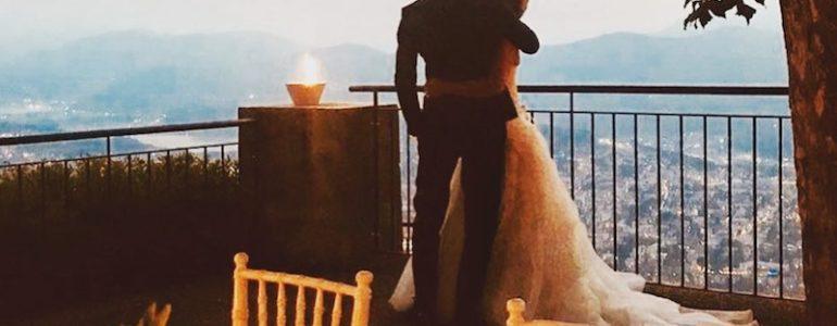 Gut e Behrami sposi